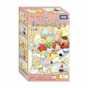 タカラトミー(TAKARA TOMY) けしゴムいっぱい すみっコべんとう ねこ
