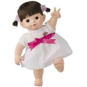 ピープル やわらかお肌のぽぽちゃん 2歳のぽぽちゃん お誕生日ガーランドつきぽぽちゃん