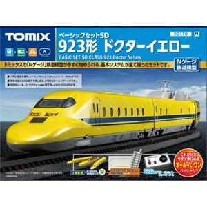 トミックス (N) 90170 ベーシックセットSD 923形ドクターイエロー