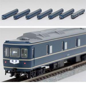 トミックス (N) 98638 国鉄 24系25形0番代 特急寝台客車(カニ25) セット(7両)