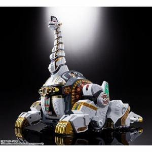 バンダイ(BANDAI) 超合金魂 GX-85 キングブラキオン(恐竜戦隊ジュウレンジャー)