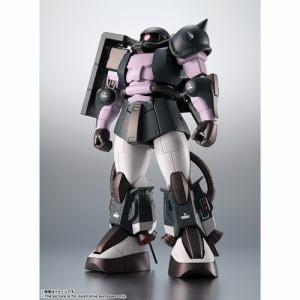 バンダイ(BANDAI) ROBOT魂 <SIDE MS> MS-06R-1A 高機動型ザクII ver. A.N.I.M.E. ~黒い三連星~