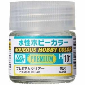 GSIクレオス 水性ホビーカラー プレミアムクリアー [光沢](ボトルタイプ)