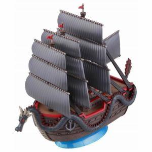 バンダイ ワンピース 偉大なる船コレクション 09 ドラゴンの船