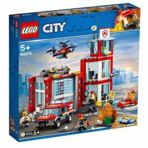 レゴジャパン LEGO(レゴ) 60215 シティ 消防署