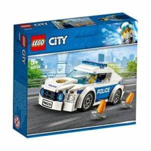 レゴジャパン LEGO(レゴ) 60239 シティ ポリスパトロールカー