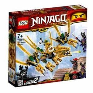 レゴジャパン LEGO(レゴ) 70666 ニンジャゴー ゴールデン・ドラゴン