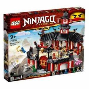 レゴジャパン LEGO(レゴ) 70670 ニンジャゴー ニンジャ道場