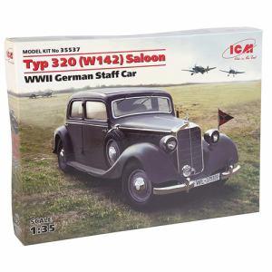 アイシーエム ドイツ Typ320 W142 スタッフカー