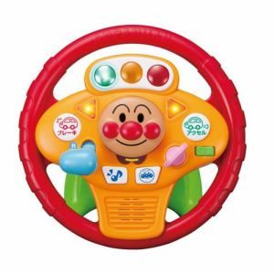 アガツマ アンパンマン ミュージックでGO!のりのりドライブハンドル
