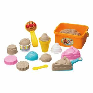 アガツマ アンパンマン お砂で遊ぼう! デザートセット