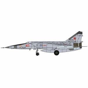 """ハセガワ ミグ25RBT フォックスバット """"ロシア空軍"""""""
