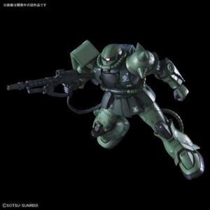 バンダイ HG 機動戦士ガンダム THE ORIGIN 25 ザクII C-6/R6型