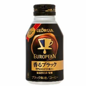 コカ・コーラ ジョージア 香るブラック ジョージア 香るブラック290ML  290ML