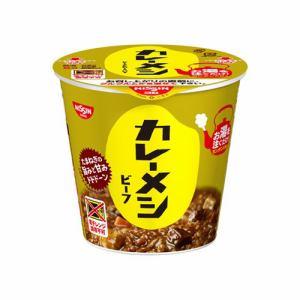 日清食品 日清食品 カレーメシ ビーフ カップ 107g