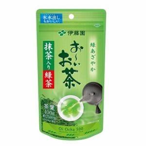伊藤園 お~いお茶 抹茶入り緑茶(100g)