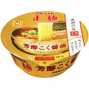 東洋水産 マルちゃん N マルちゃん正麺醤油カップ 111g