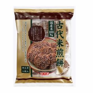天乃屋 古代米煎餅 個包装14枚入