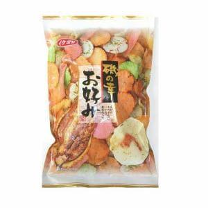 イケダヤ製菓 磯の幸お好み 130g