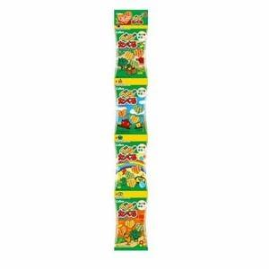 カルビー ベジたべる あっさりサラダ味ミニ 4パック 40g(10g×4袋)