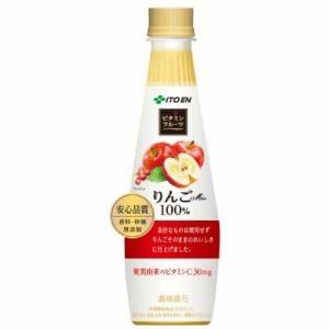 伊藤園 果汁ミックスジュース(濃縮還元) PETビタフルりんごMix340g