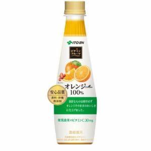 伊藤園 果汁ミックスジュース(濃縮還元) PETビタフルオレンジMix340g