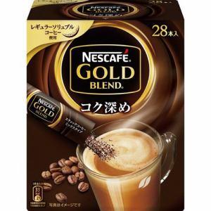 ネスレ日本 ネスカフェ GB コク深め STコーヒー 6.6X28
