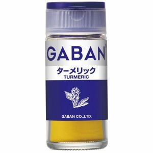 ハウス食品 ギャバン ターメリック P      瓶 18g