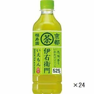 サントリー 伊右衛門 緑茶 (525mL×24本)