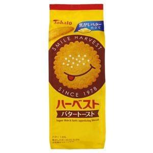 東ハト ハーベストバタートースト ハーベストバタートースト 8包(100g)