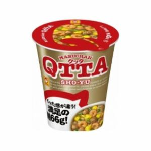 マルちゃん N QTTA 醤油ラーメンC 78g