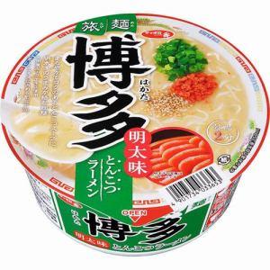 サンヨー食品 サッポロ一番 旅麺 博多明太味とんこつC 75g