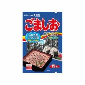 丸美屋食品工業 丸美屋 ごま塩 スティック 3gX15本