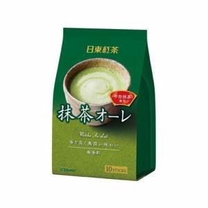 三井農林 日東紅茶 抹茶オーレ 12gX10