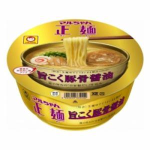 マルちゃんNマルちゃん正麺豚骨醤油カップ 113g