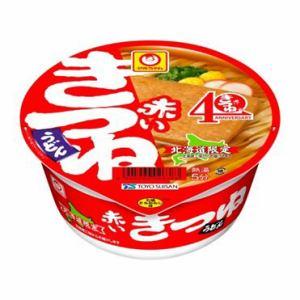 東洋水産 マルちゃん 赤いきつねうどん北海道 96g