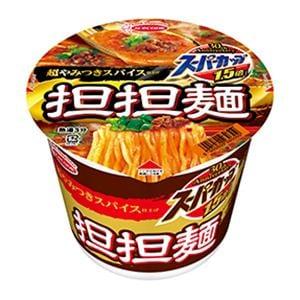 エースコック スーパーカップ1.5倍 担担麺 超やみつきスパイス仕上げ 124g