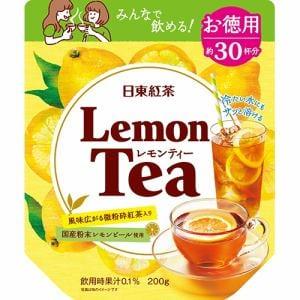 日東紅茶 レモンティー(200g)