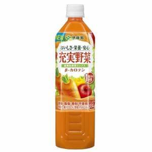 伊藤園 充実野菜 緑黄色野菜ミックス PET (930mL)