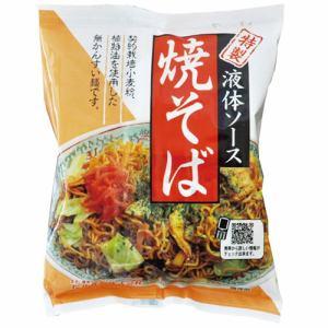 桜 井 液体ソース焼そば114g インスタント麺