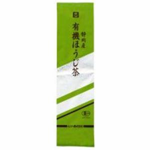 ムソー 有機・ほうじ茶200g 日本茶