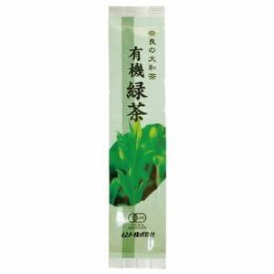 ムソー 奈良の大和茶・有機緑茶100g 日本茶
