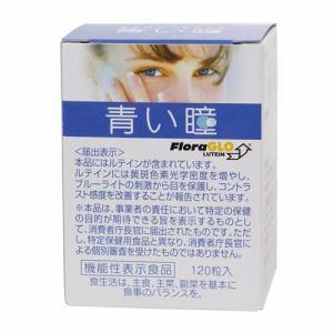 フジワラ 青い瞳BLUE EYE120粒 植物性健康食品