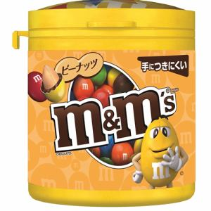 マース  M&M'sボトルピーナッツ  90g