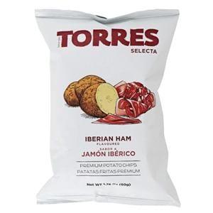 アルカン イベリコハム風味ポテトチップス トーレス 50G