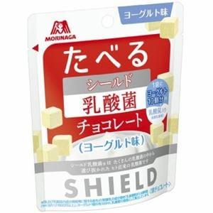 森永製菓  シールド乳酸菌チョコレート<ヨーグルト味>