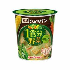 ポッカサッポロフード&ビバレッジ ポッカ こんがりパン野菜ほうれん草 33g