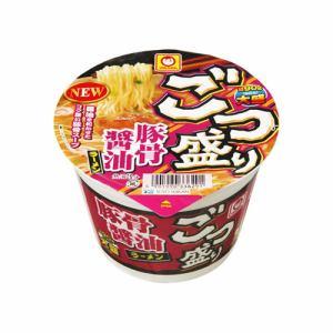 東洋水産 マルちゃん ごつ盛り豚骨醤油ラーメン C 122g