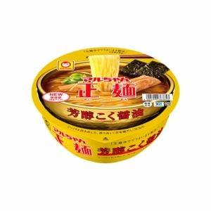 東洋水産(株) マルちゃん マルちゃん正麺 醤油 カップ 119g