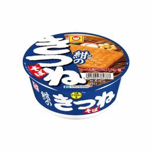 東洋水産 マルちゃん N 紺のきつねそば カップ 88g